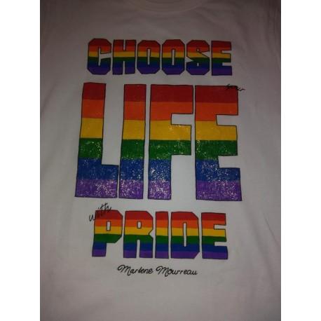 Camiseta Orgullo Gay Marlene Mourreau